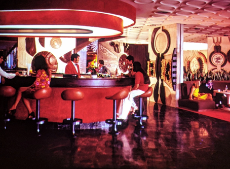 The Fabulous Interior Design of Yugoslav-era Hotels & Motels