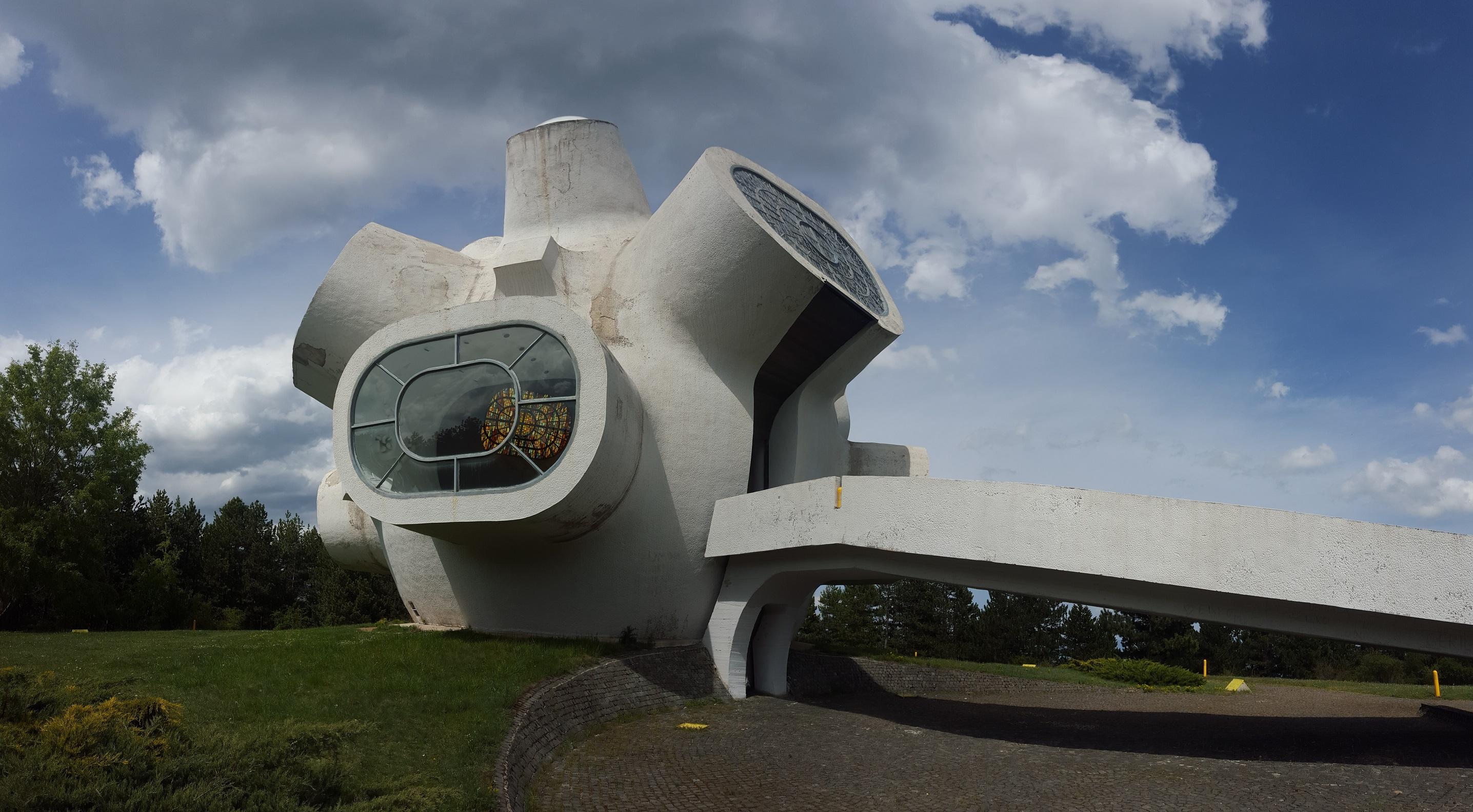 Spomenik @ Kruševo