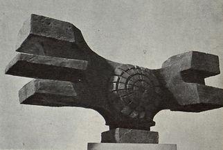 Podgaric monument concept, 1964, 2.jpg