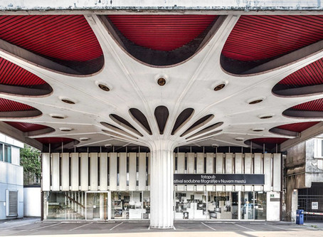 The Enduring Modernist Architecture of Petrol Stations in Ljubljana