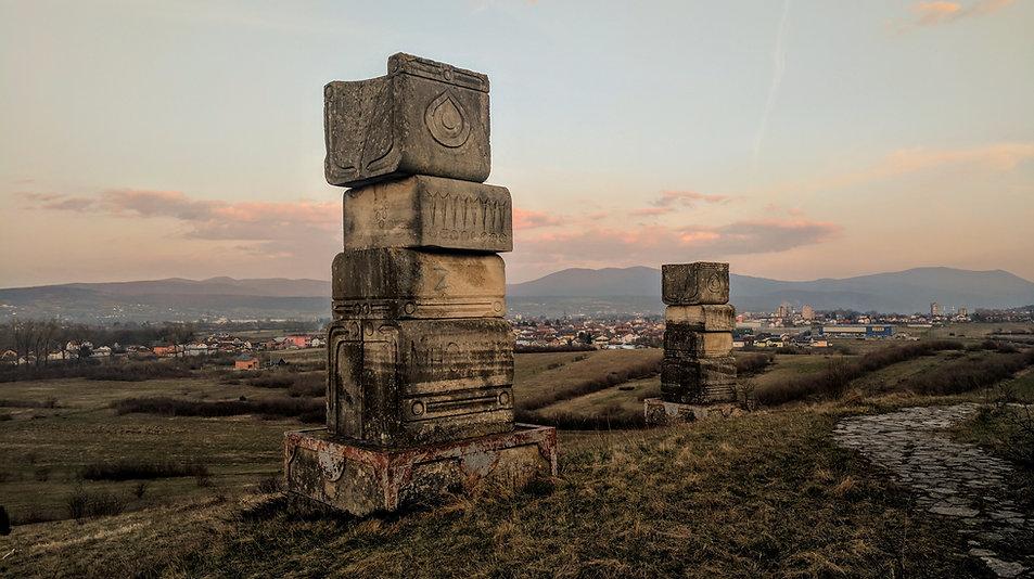 Spomenik Database | Garavice Memorial at Bihać