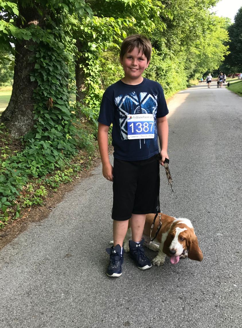 5K Dog Jog