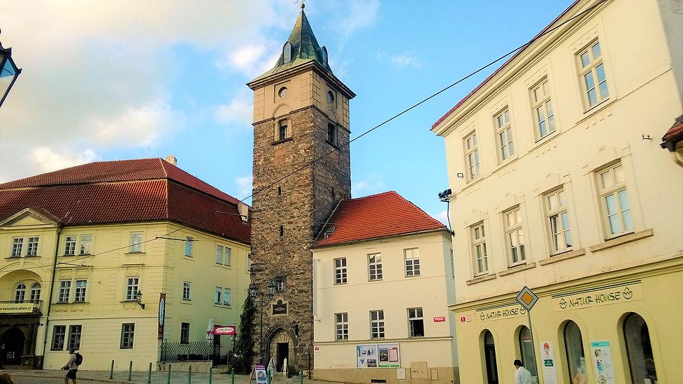 Vodárenská věž - Plzeň 3.jpg