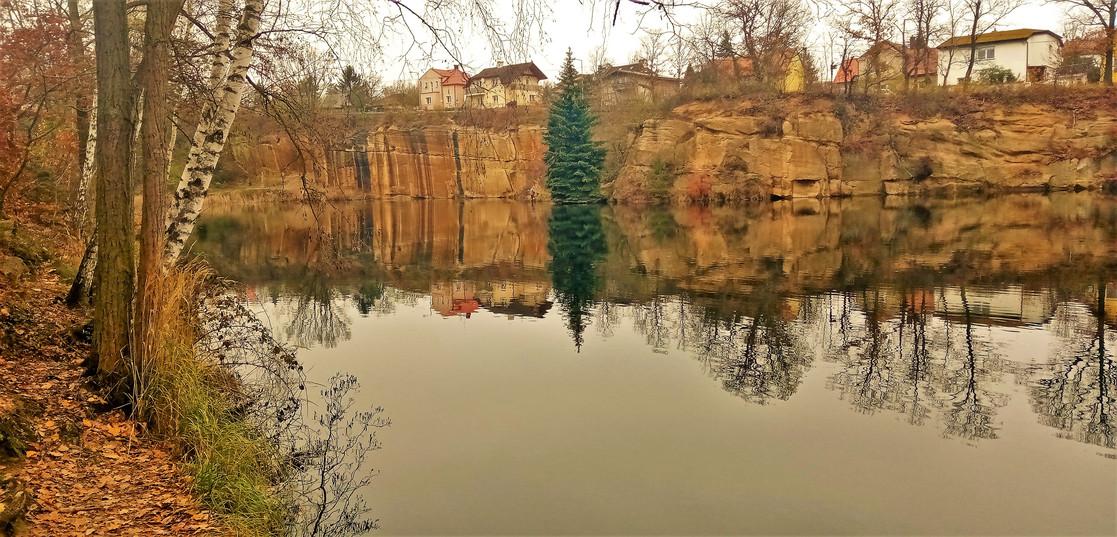 Galerie: Košutecké jezírko v Plzni