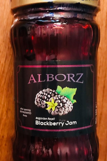 Blackberry Jam-10 PK