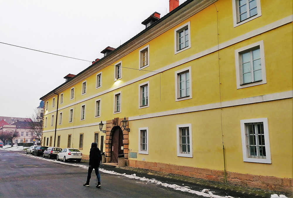 Budova bývalých Magdeburských kasáren