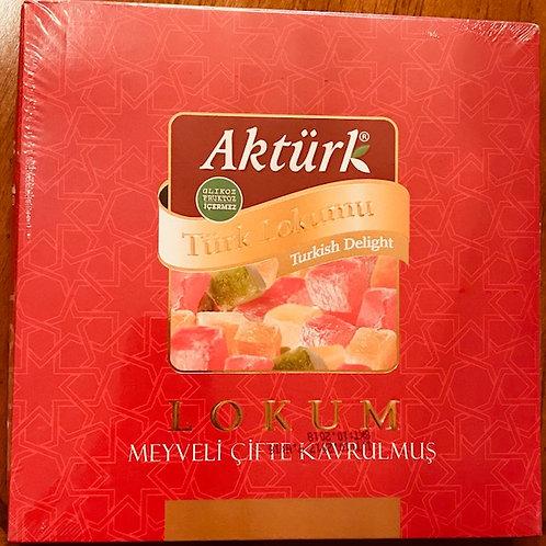 Turkish Delight Fruit Flavor-10 PK