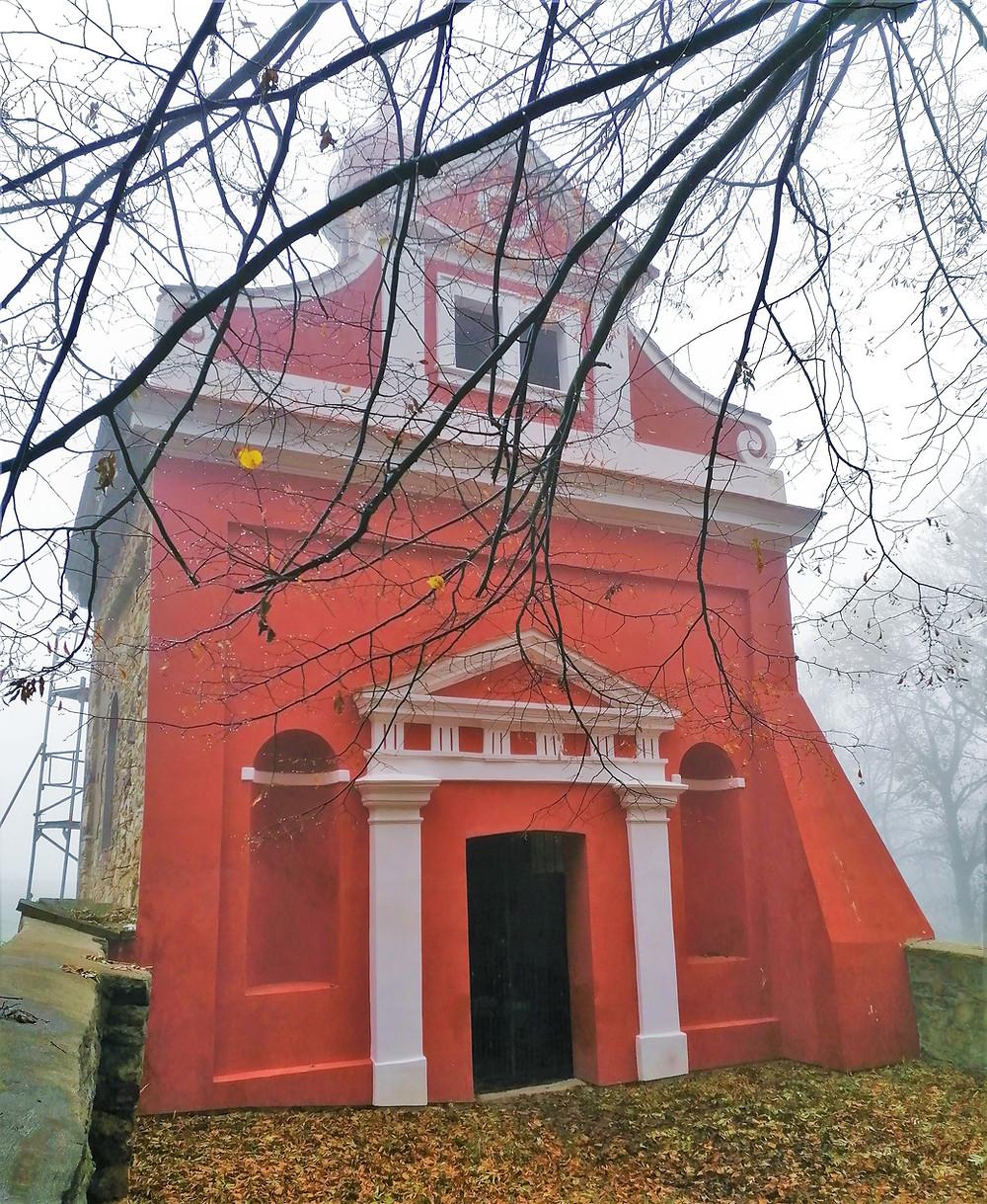 Kaple svatého Víta v Sinutci