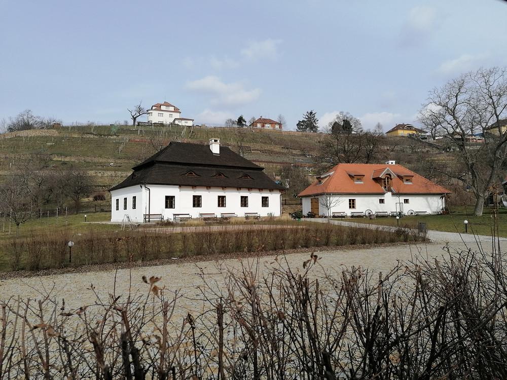 Viniční domek v Modřanech