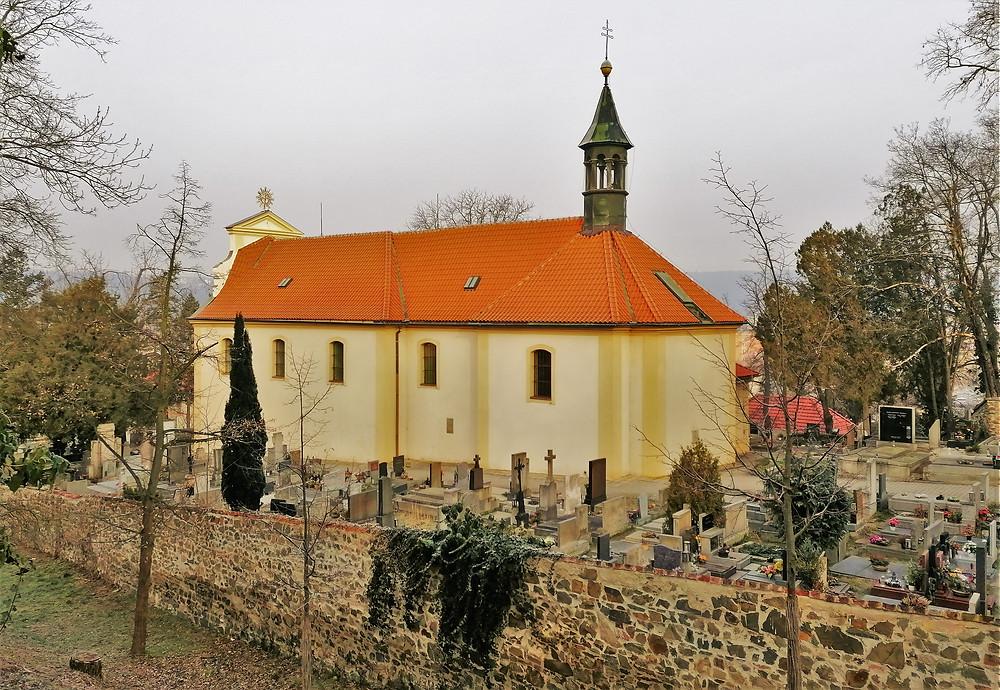 Kostel Nanebevzetí Panny Marie byl vypleněn v době husitské i v čase třicetileté války