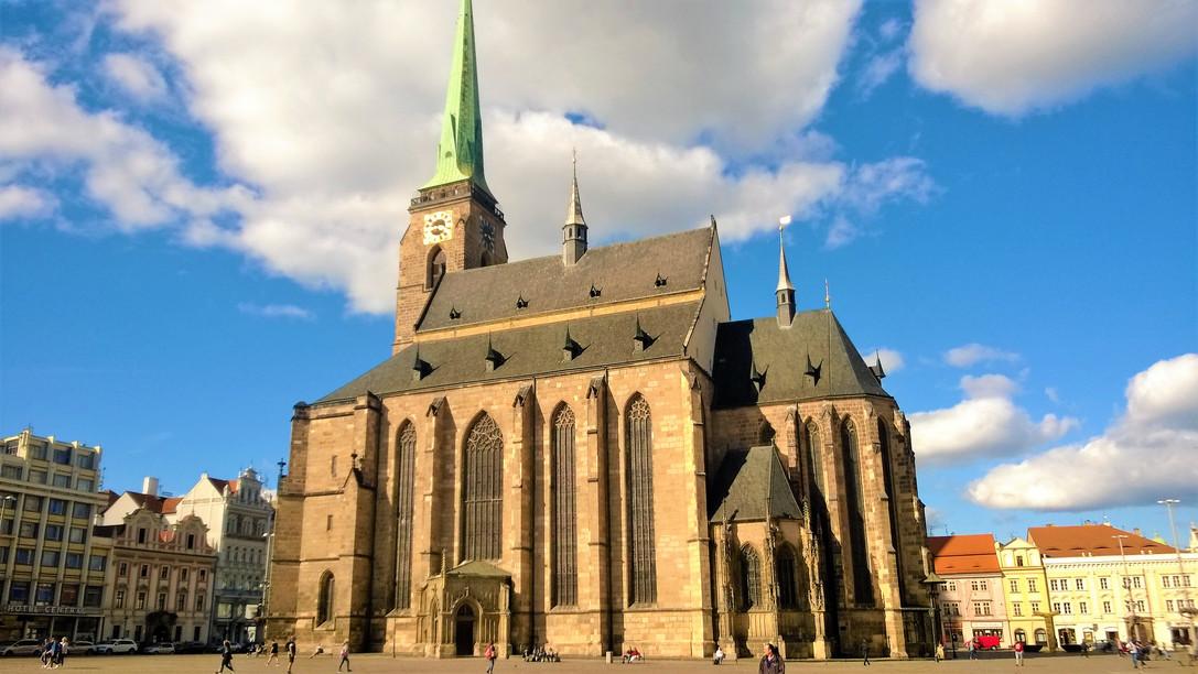Galerie: Katedrála svatého Bartoloměje v Plzni