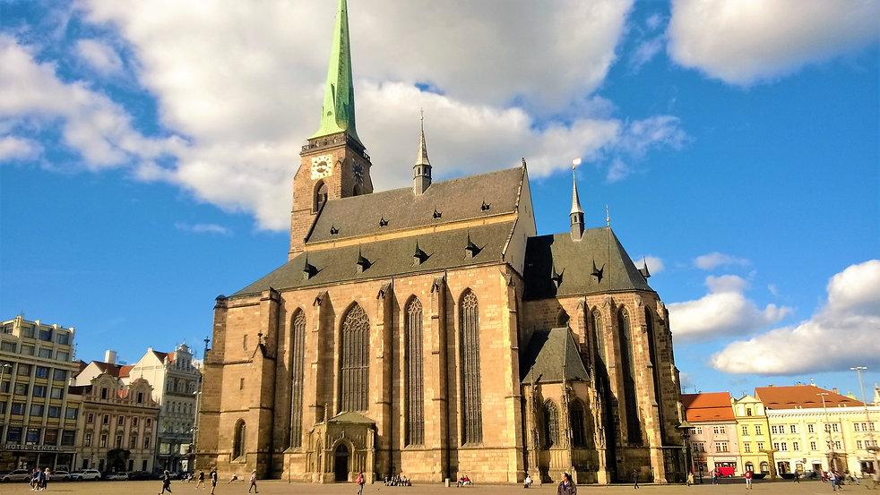 Katedrála svatého Bartoloměje - Plzeň 3.