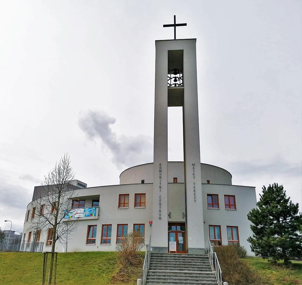 Komunitní centrum Matky Terezy vzniklo jako první svatostánek zasvěcený této ženě v České republice