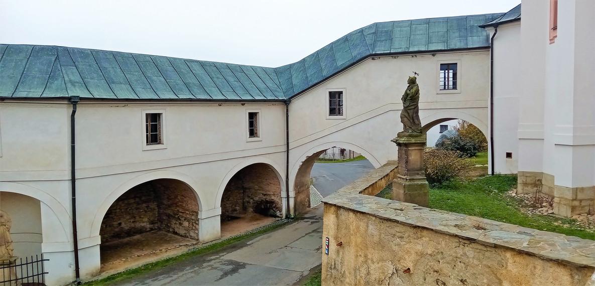 Galerie: Perla západočeského baroka Manětín