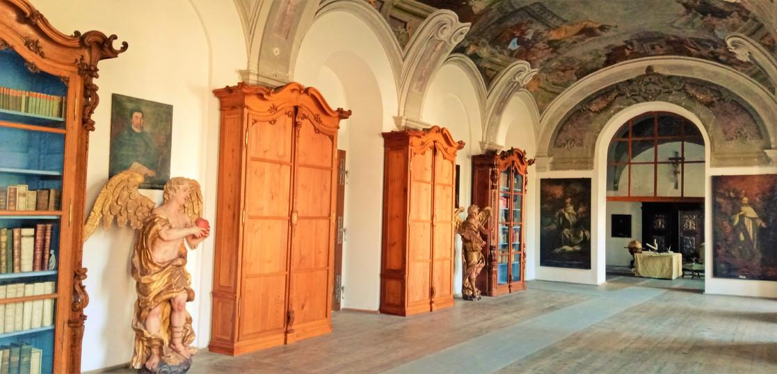 Galerie: Klášterní konvent Plasy