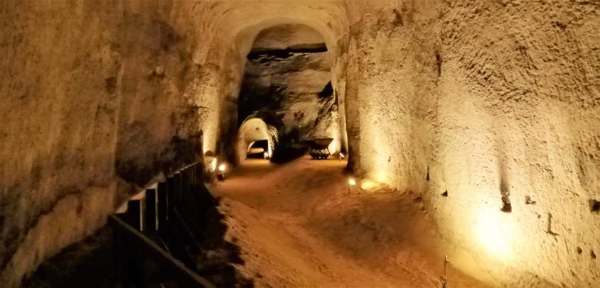 Galerie: Kaolinový důl v Nevřeni