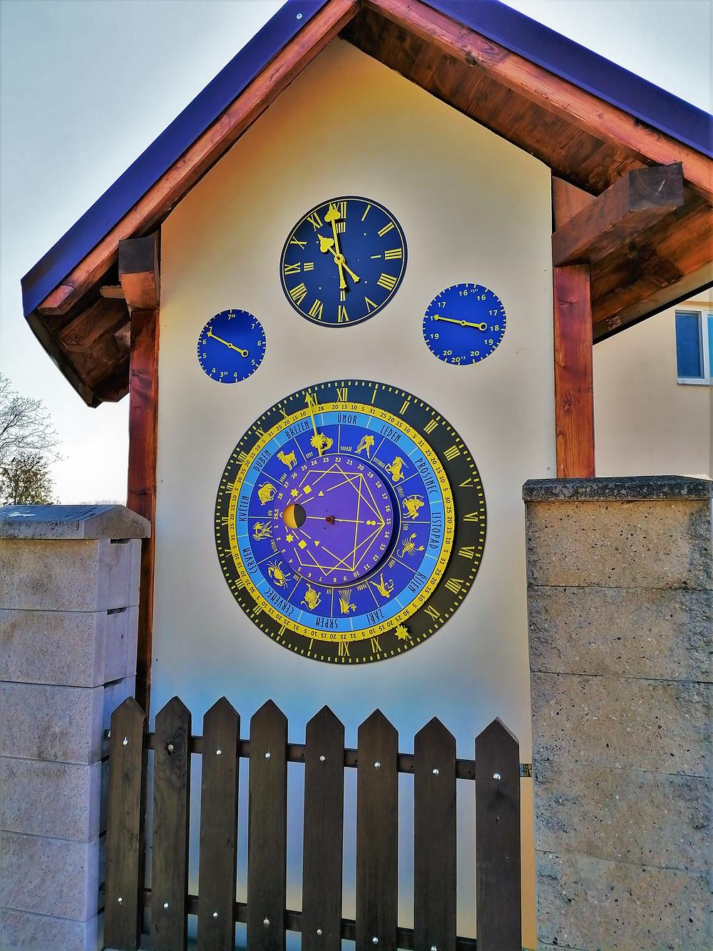 Točenský orloj