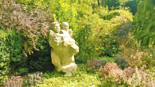 Galerie: Meditační zahrada v Plzni