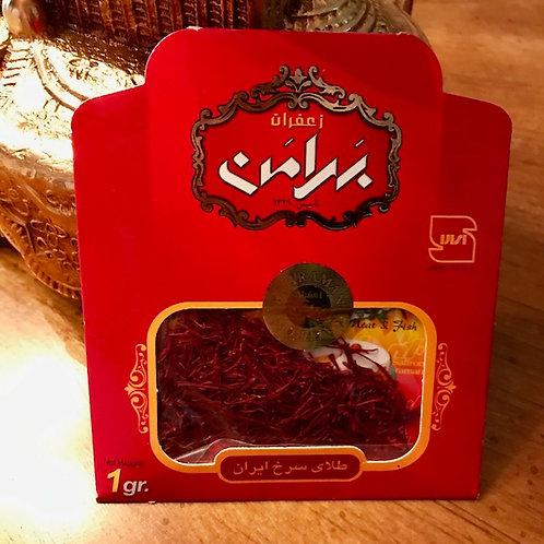 Bahraman Saffron 1 gram-10 PK
