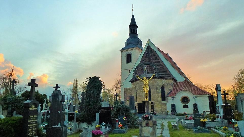 Kostel svatého Jiřího v Plzni - Plzeň 4