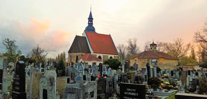 Galerie: Víc než tisíc let starý kostel svatého Jiří v Plzni