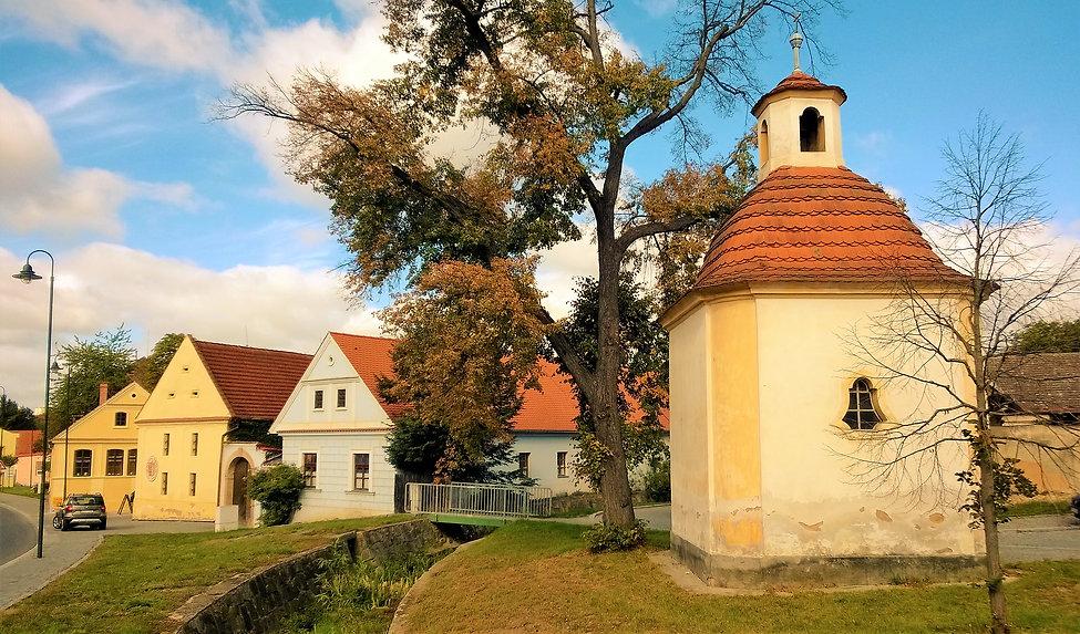 Vesnická památková zona Božkov - Plzeň 2
