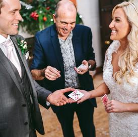 Wedding Magician West Wales