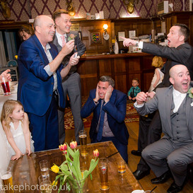 Wedding Magician At The Court Colman Manor Hotel