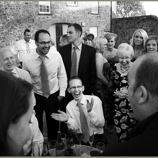 Phil Jay Wedding Magician Bridgend
