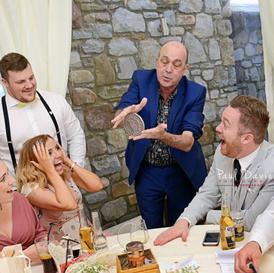 Phil Jay Wedding Magician Swansea