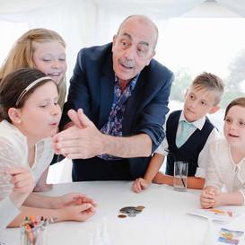 Wedding Magician Llanelli Sylen Lakes