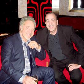 Phil Jay With Sir Tom Jones