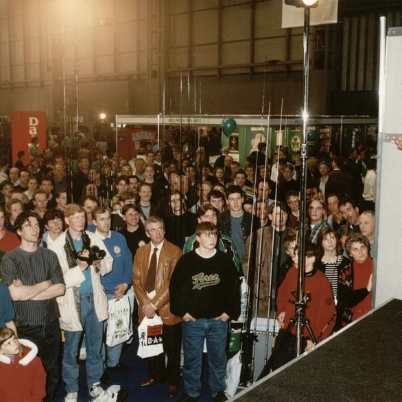 Trade Show Magician Phil Jay At The NEC Birmingham