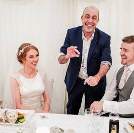 Wedding Magician Brecon