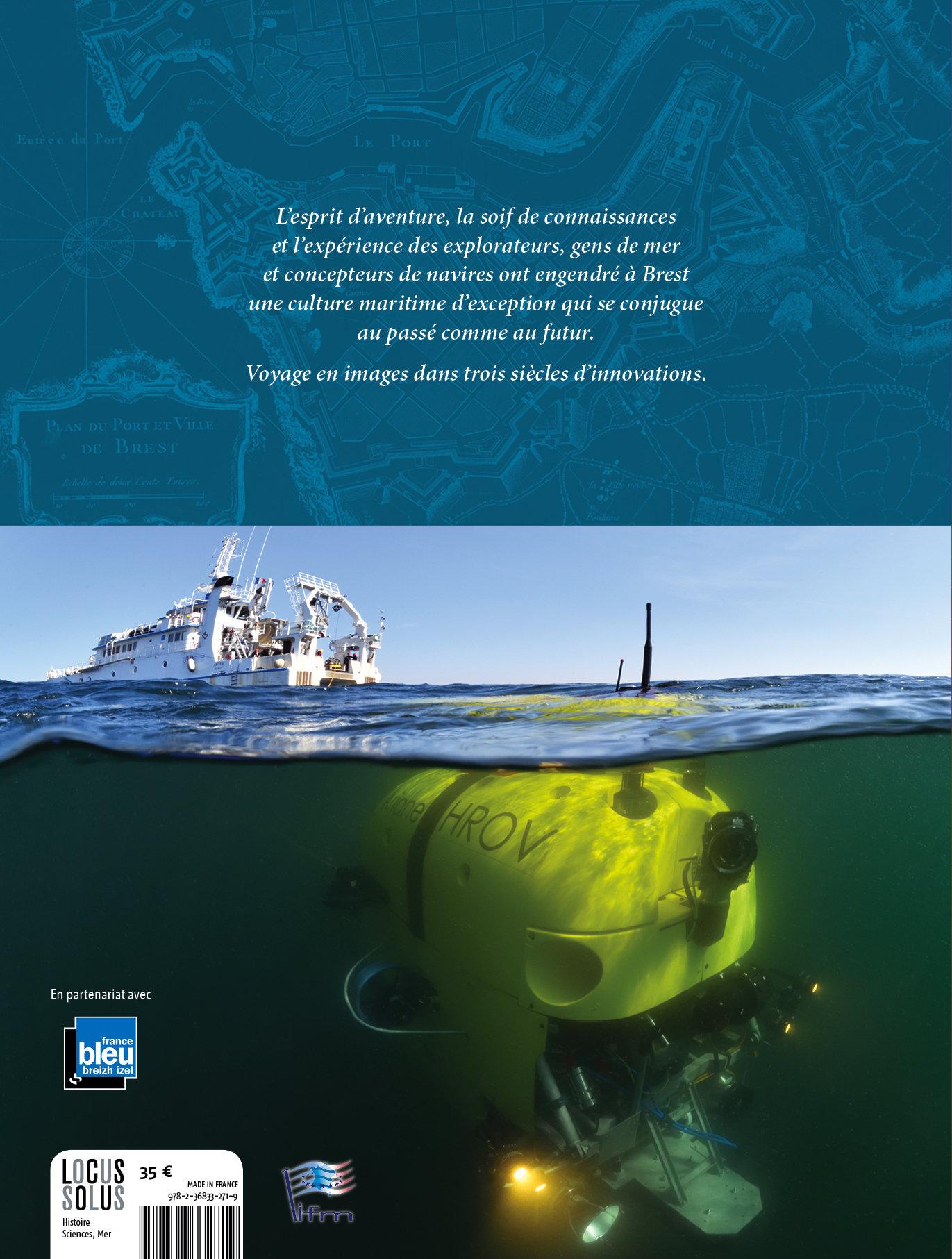 Decouvrir Le Monde Brest Port D Explorateurs Locus Solus Edition