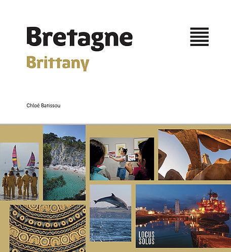 BRETAGNE - BRITTANY (Ouvrage bilingue Français/Anglais)