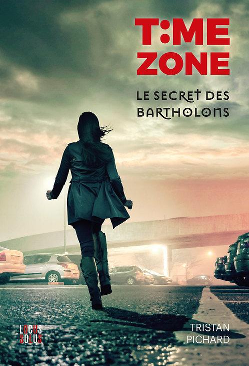 Time Zone 2 - Le secret des Bartholons