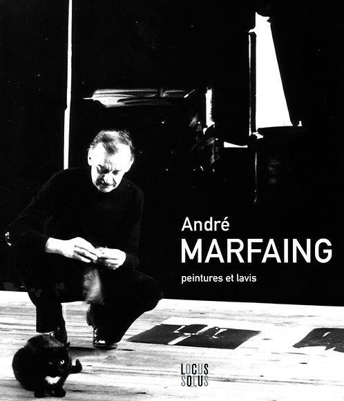 André Marfaing.Peintures et lavis