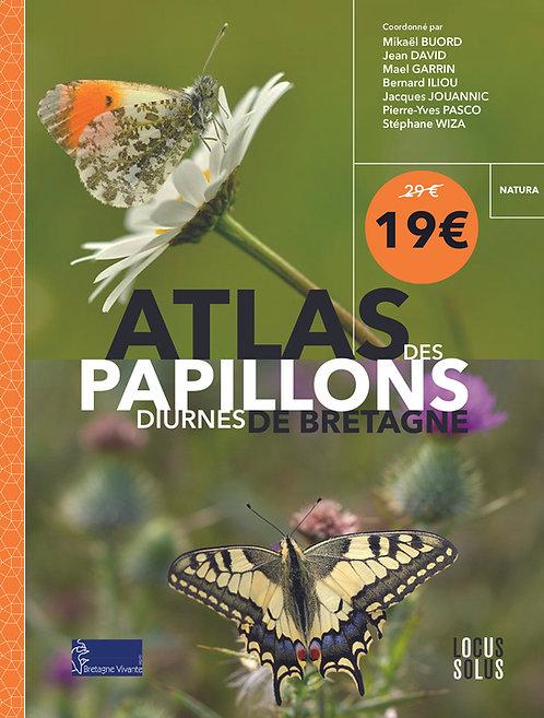 Atlas des Papillons diurnes de Bretagne