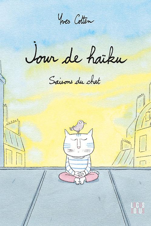 Jour de haïku - Saisons du chat
