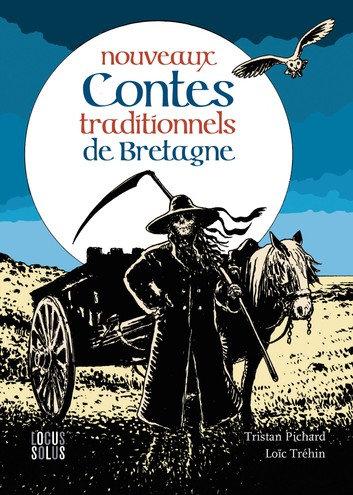 Nouveaux contes traditionnels de Bretagne - VERSION NUMERIQUE