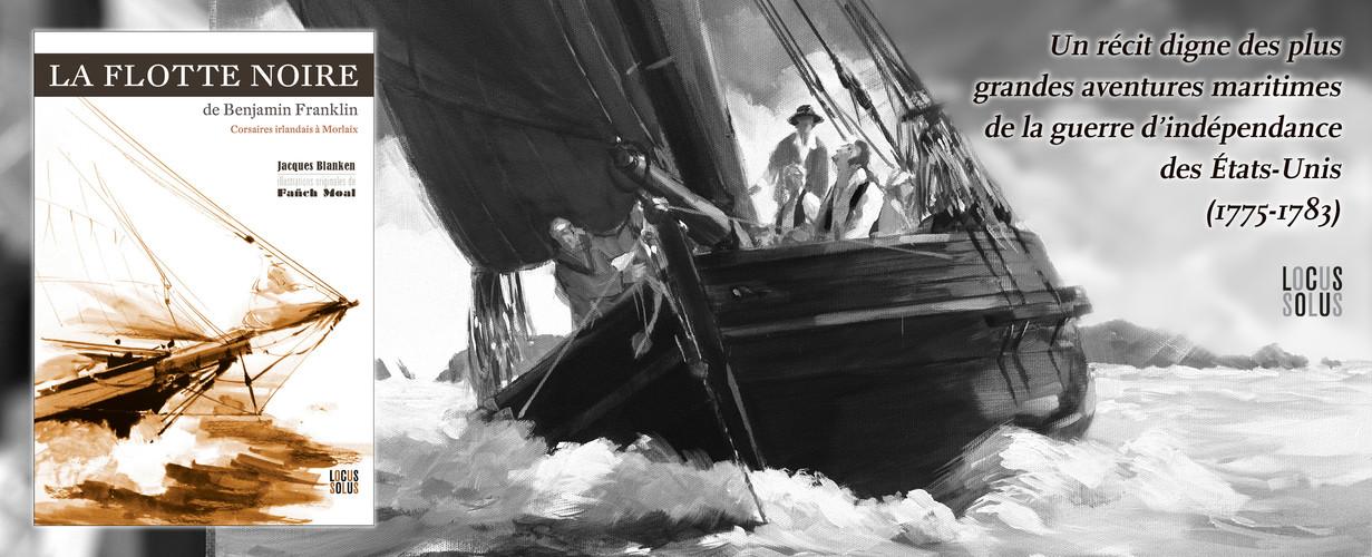 La Flotte Noire de Benjamin Franklin