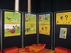 Expo John Dœuf à Pontivy