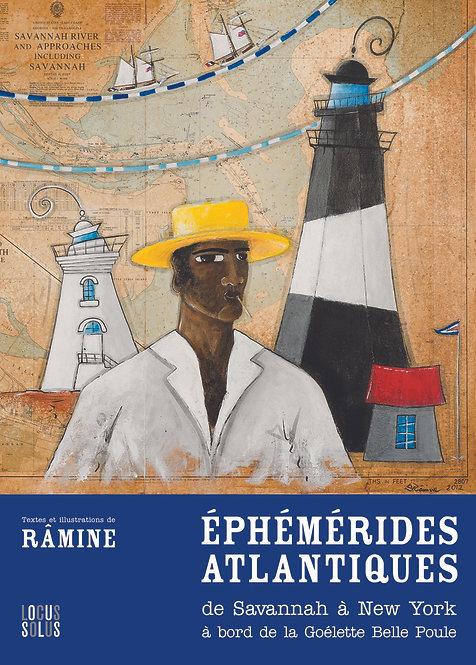Éphémérides atlantiques - De Savannah à New York