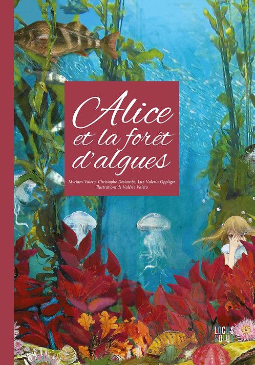 Alice et la forêt d'algues