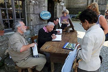 Armel Morgant, Donatien Laurent, Fañch Le Henaff