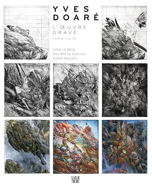 Yves DOARE - L'œuvre gravé