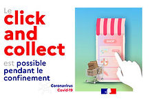 click collect covid