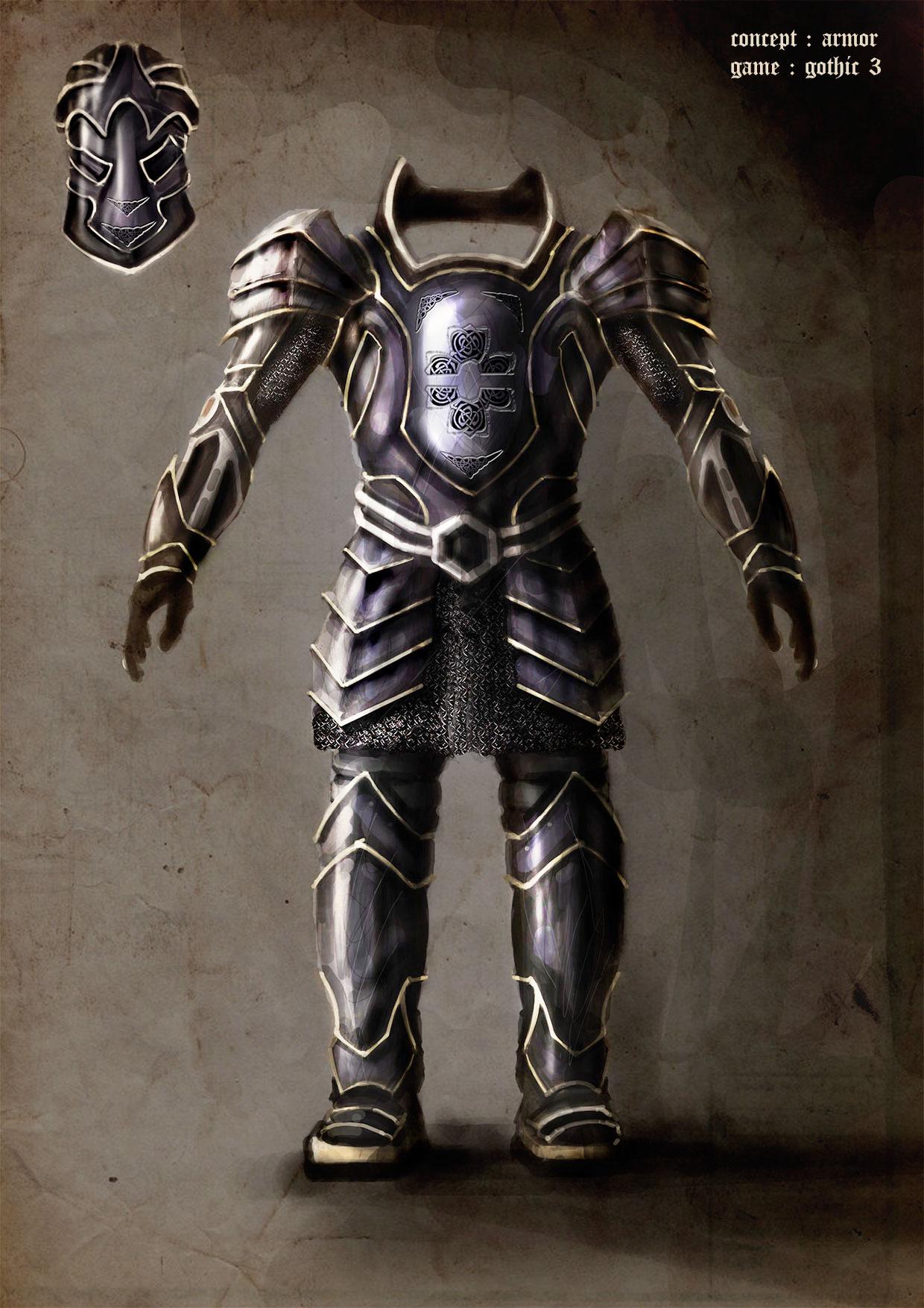 Gothic 4 Armour