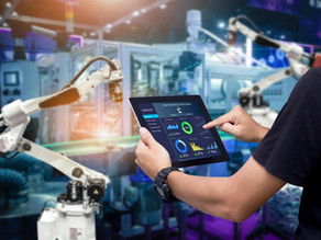 How industrial IOT works?